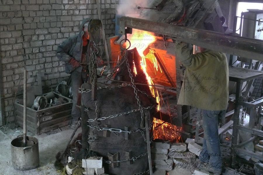 Lite_v_formu_iz_HTS_bronzyi